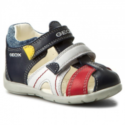 Sandały/Przejściowe Geox B7250C 00085 C4211