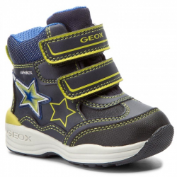 Winter boots Geox B741GC 054FU C0749