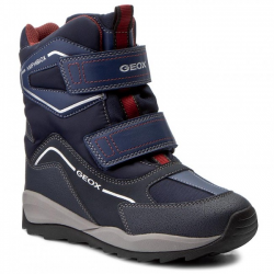 Winter boots Geox J740BE 0FU54 C4335