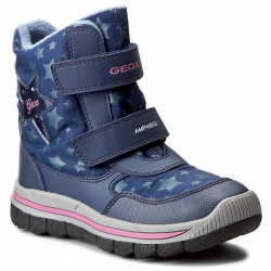 Winter boots Geox J740FA 0NFFU C4268