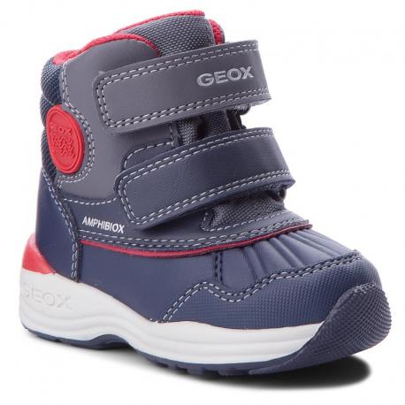 Trzewiki zimowe Geox B841GA 054FU C4075
